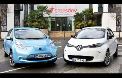 Joint venture Renault-Nissan Dongfeng