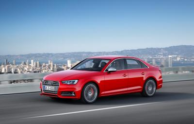 Noul Audi S4 2016