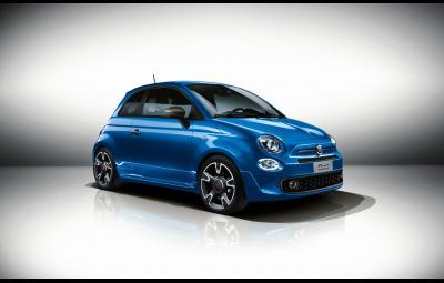 Noul Fiat 500S