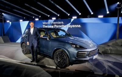 Lansare noul Porsche Cayenne