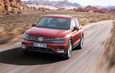 Noul VW Tiguan 2016