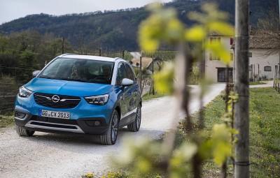 Opel Crossland X - preturi Romania
