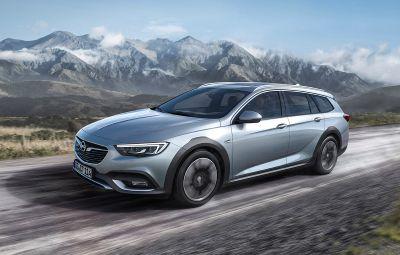 Noul Opel Insignia Country Tourer