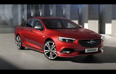 Opel Insignia Grand Sport - preturi Romania