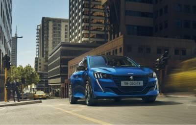 Peugeot - Geneva 2019
