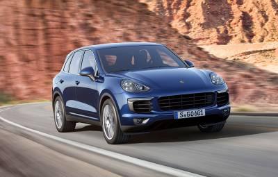 Porsche Cayenne Diesel - scandalul Dieselgate