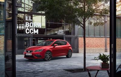 SEAT Leon facelift - 2017