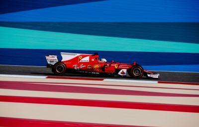 Sebastian Vettel - castigator Bahrain 2017