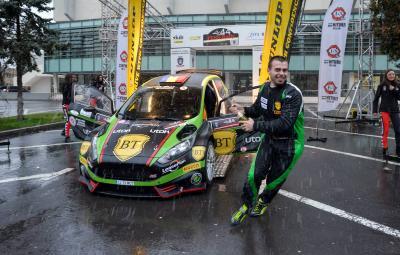 Simone Tempestini - castigator Tess Rally 2015