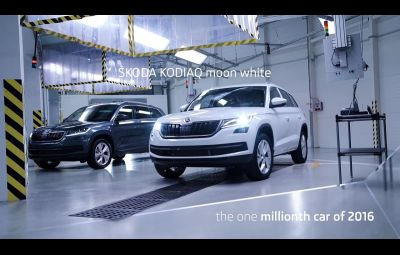SKODA - 1.000.000 de masini vandute