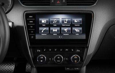 SKODA Connect - noua Octavia facelift
