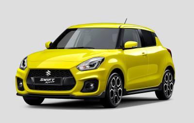 Noul Suzuki Swift Sport 2018
