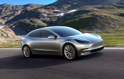 Tesla Model 3 - startul productiei in iulie 2017