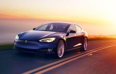 Tesla Model S - upgrade iulie 2017