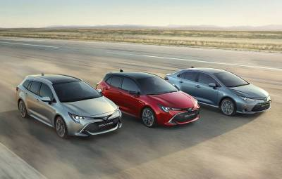 Toyota Corolla 2019 - preturi