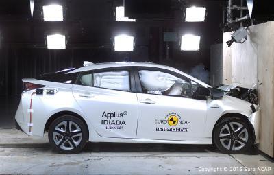 Toyota Prius 2016 - Euro NCAP