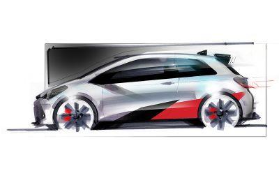 Toyota Yaris hot hatch