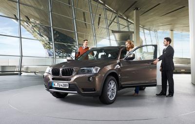 Vanzarile si profitul BMW in 2013