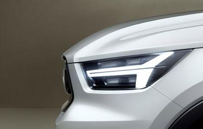 Volvo - primul model electric