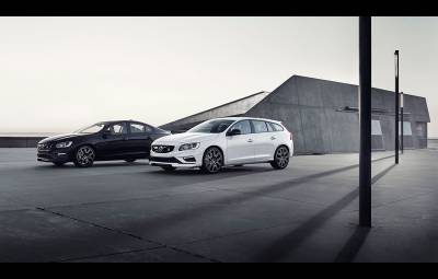 Volvo S60/V60 Polestar 2018