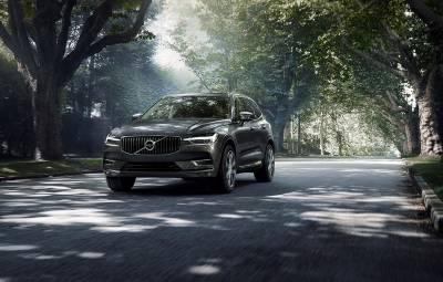Volvo - cifre vanzari ianuarie 2018
