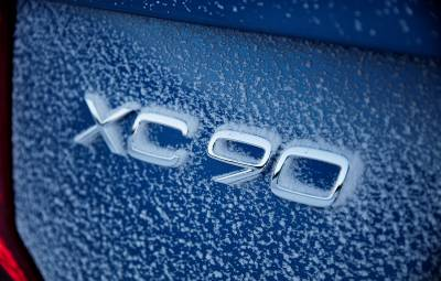 Volvo XC90 - generația a 3-a, 2021