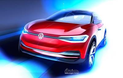 Volkswagen I.D. CROZZ 2.0 - teaser