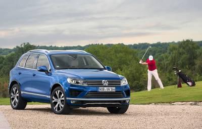 VW Touareg 3.0 TDI - scandalul Dieselgate