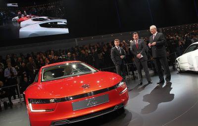VW XL1 - lansarea de la Geneva