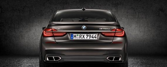 Noul BMW 760Li xDrive (06)M