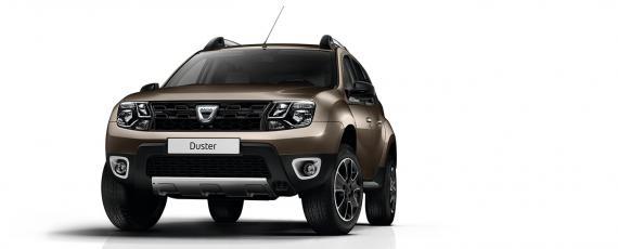 Dacia Duster Black Touch - preturi Romania (01)