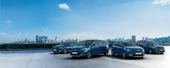 Dacia - editii speciale Geneva 2018 (01)