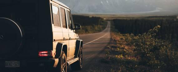 Mercedes-Benz G-Class / German Roamers - Never Stop Exploring (10)