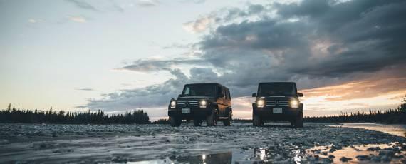 Mercedes-Benz G-Class / German Roamers - Never Stop Exploring (12)