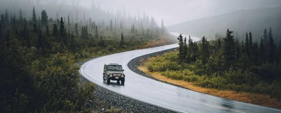 Mercedes-Benz G-Class / German Roamers - Never Stop Exploring (18)