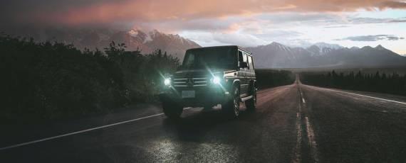 Mercedes-Benz G-Class / German Roamers - Never Stop Exploring (25)