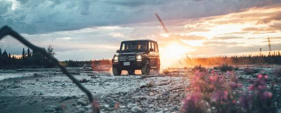 Mercedes-Benz G-Class / German Roamers - Never Stop Exploring (04)