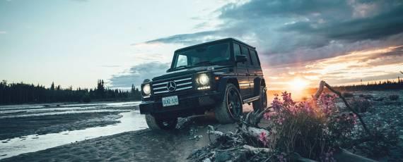 Mercedes-Benz G-Class / German Roamers - Never Stop Exploring (05)