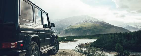 Mercedes-Benz G-Class / German Roamers - Never Stop Exploring (07)