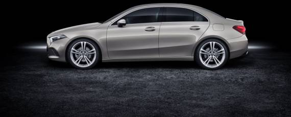 Mercedes-Benz A-Class Sedan (03)
