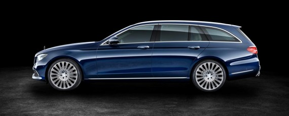 Noul Mercedes-Benz E-Class Estate (07)