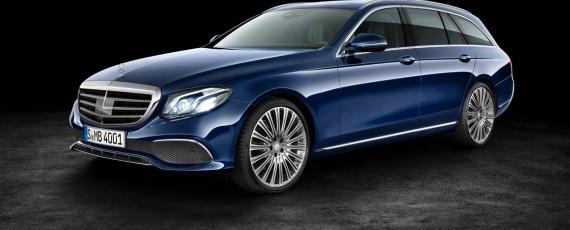 Noul Mercedes-Benz E-Class Estate (06)