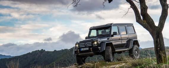 Noul Mercedes-Benz G 500 4x42 (04)