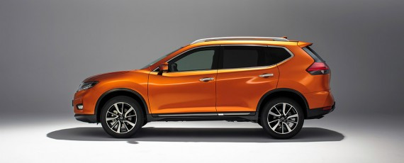 Nissan X-Trail facelift 2018 (02)