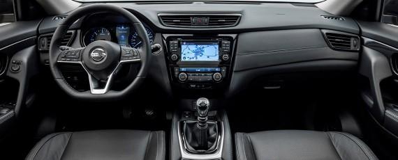 Nissan X-Trail facelift 2018 (05)