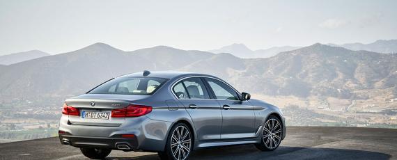 Noul BMW Seria 5 2017 (06)