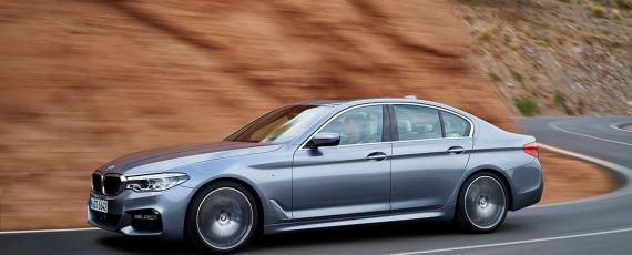 Noul BMW Seria 5 2017 (19)