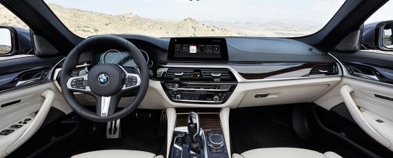 Noul BMW Seria 5 2017 (10)
