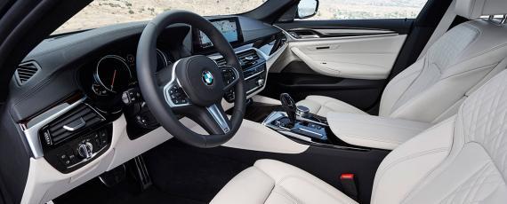 Noul BMW Seria 5 2017 (11)