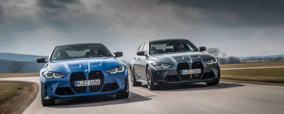 BMW M3 Competition şi BMW M4 Competition (01)